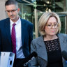 Timing of City of Perth CEO sacking a coincidence, Scaffidi tells inquiry
