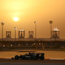 Mercedes back on top after tough start to F1 testing