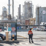 Running on empty: Altona oil plant closure sparks fuel security warnings