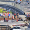 Watchdog claims West Gate Tunnel work stopped by CFMMEU officials