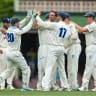 Mid-season review: Blues batsmen knuckle down as NSW go into Christmas in high spirits