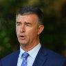 Deputy LNP leader calls out gambling executive who liked Labor tweet