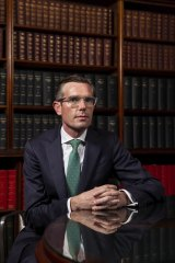 NSW Treasurer Dominic Perrottet indicated the public service wage freeze will end in next week's budget.