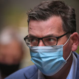 Victorian Premier Daniel Andrews has enforced mandatory mask-wearing.