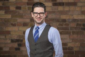 Wattpad CEO Aron Levitz.