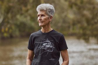Archaeologist Keryn Walshe.