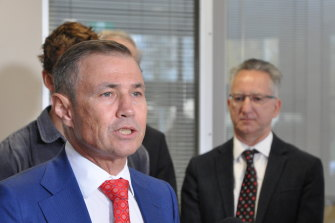 WA Health Minister Roger Cook has said the recruitment is a collaborative effort between Western Australia and Northeastern Scotland.