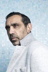 """Adam Goodes: """"The best thing that I did was get myself out of an environment that was toxic to me."""""""