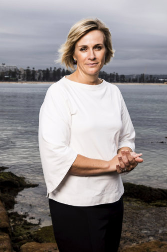 Barrister and former world champion skier Zali Steggall is campaigning as an independent against sitting MP Tony Abbott.