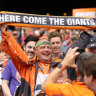 The GWS Wolves? What Giants could have been called