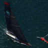 'Closest race ever': Four super maxis locked in thrilling Sydney to Hobart battle