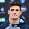 Cleary up for battle to regain Blues halfback role from stellar field