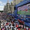 Russia puts on a rocking good World Cup