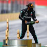 Eight F1 titles will be 'easy' for Hamilton: Prost