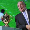 World Rugby chief calls for crunch meeting amid boycott talk