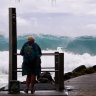 Gold Coast beaches closed all weekend with Cyclone Oma to batter coast