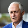 'Peculiarly Australian form of madness': Turnbull dumps on Libs in BBC interview