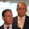 'By no means perfect': Victoria strikes hospital funding deal with Greg Hunt