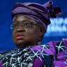 World Trade Organisation to be led by a woman for first time