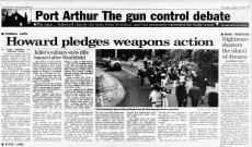 From The Sydney Morning Herald, 30 April, 1996