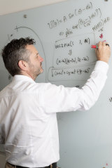"Professor Lewis uses ""cosmic archaeology""."