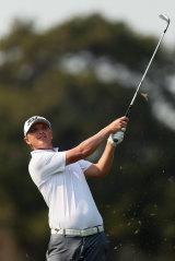 Matt Jones during the Australian Open Pro-am at The Australian on Wednesday.