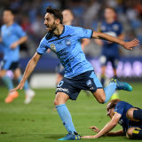 Milos Ninkovic wants kids to be given a chance in the A-League.