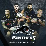 Gone: Reagan Campbell-Gillard, far right, will not be around for the Panthers next year.