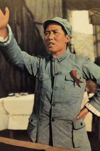 Mao Zedong, a founding member of the Communist Party, went on to lead the People's Republic of China from 1949 until he died in 1976.