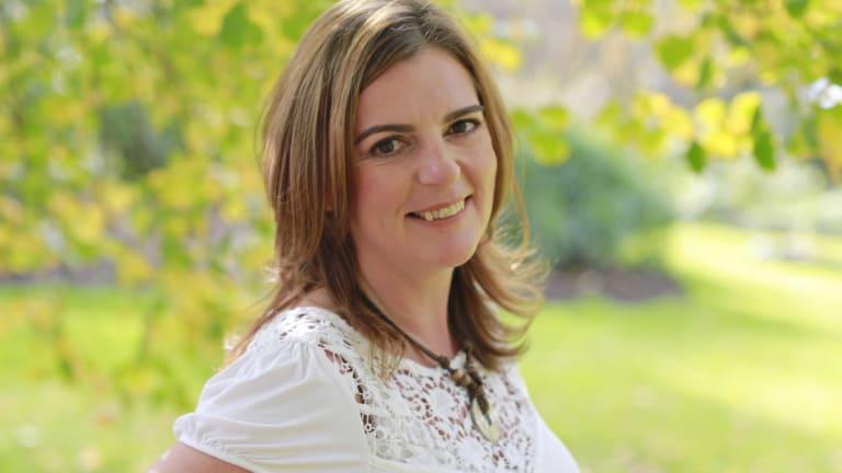 The Darkest Web author Eileen Ormsby.