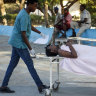 Retired general among 9 dead in Somali hotel attack