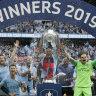 Man City avoid transfer ban from FIFA