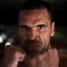 Anthony Mundine tones down anti-vax push