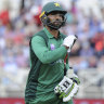 Pakistan's Asif Ali, during their tour of England.