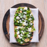 Is this Melbourne's best-dressed pizza?