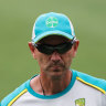 'Confronting': Langer fronts up to dressing room disharmony