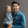 'I feel very emotional': Matty J on being a dad
