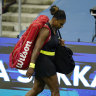 Serena's loss 'like dating a guy that you know sucks'