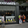 The last straw: Brexit woes force McDonald's to downsize milkshake menu