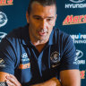 Silvagni's explosive claim about 'sabotage' and Blues sacking