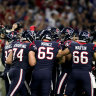 Texans roar past Bills in playoffs
