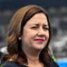 Palaszczuk to consider committee reform after Trad trouble