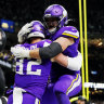 Rudolph leaves Saints red-nosed, Seahawks win in NFL play-offs