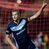 Toivonen future up in the air as A-League rivals circle