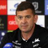 Demetriou gets a taste, but willing to wait to take over full-time from Bennett