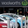 Woolworths boss rules out fewer stores as digital sales boom