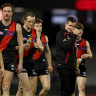 Bombers grip on top eight loosens after Power loss