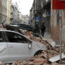 Strong quake strikes Croatia, damaging buildings in the capital