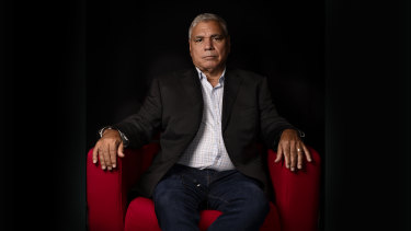 "Warren Mundine said the allegations made by his first ex-wife were ""totally false""."