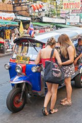 About 800,000 Australian tourists travelled to Thailand last year.